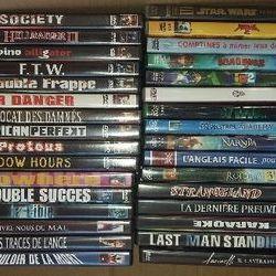 DVD et K7 VHS
