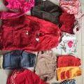 Vêtements sur Écouen : Donne lot de vêtements enfant 12-18mois mixte avec plus pour les fille