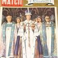 Collections sur Poissy : Magazines ancien PARIS MATCH