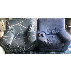 Don de 2 fauteuils