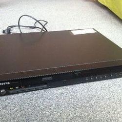 Lecteur enregistreur SAMSUNG DVD-SH853