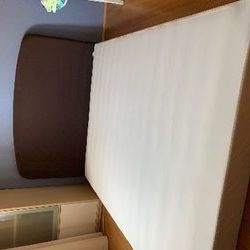 Don: sommier tapissier + tete de lit